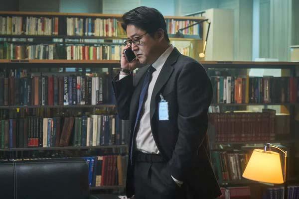 Kwak Do-won dans Steel Rain (2017)