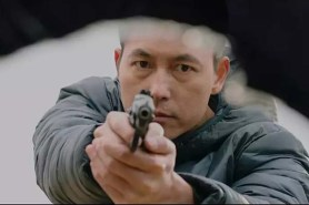 Jung Woo-sung dans Steel Rain (2017)