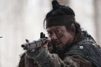 Choi Min-sik dans The Tiger: An Old Hunter's Tale (2015)
