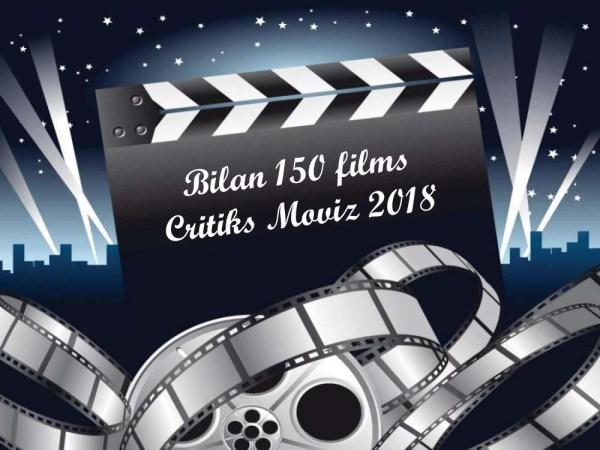 Bilan 150 films (2018)