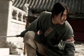 Baek Sung-hyun dans Blades of Blood (2010)