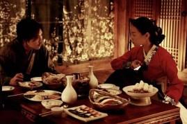 Han Ji-hye et Baek Sung-hyun dans Blades of Blood (2010)