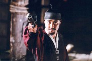 Cha Seung-won dans Blood Rain (2005)