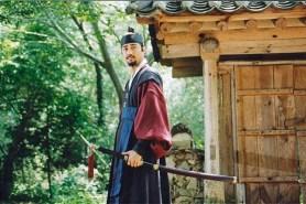 Cha Seung-won dans Blood Rain (2005)