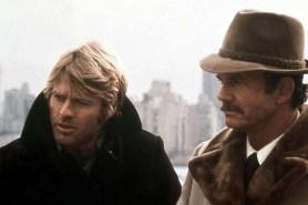 Robert Redford et Cliff Robertson dans Les 3 Jours du Condor (1975)