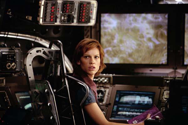 Hilary Swank dans Fusion (2003)