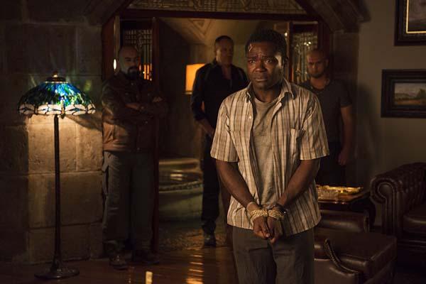 David Oyelowo dans Gringo (2018)