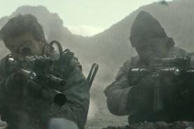 Trevante Rhodes dans Horse Soldiers (2018)