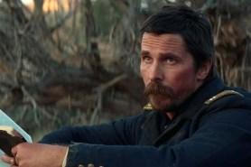 Christian Bale dans Hostiles (2017)