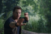 Chris Pratt dans Jurassic World: Fallen Kingdom (2018)