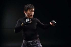 Yoon Je-moon dans Fists of Legend (2013)
