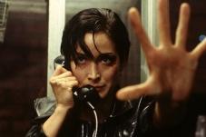 Carrie-Anne Moss dans The Matrix (1999)