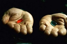 Laurence Fishburne dans The Matrix (1999)