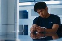 Ki Hong Lee dans Le Labyrinthe: Le Remède Mortel (2018)