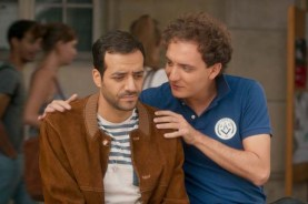 David Marsais et Tarek Boudali dans Épouse-moi mon pote (2017)