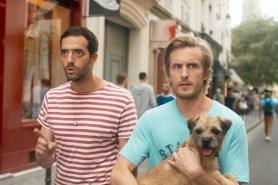 Philippe Lacheau et Tarek Boudali dans Épouse-moi mon pote (2017)