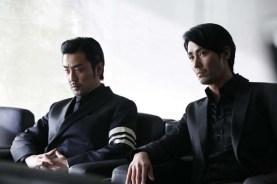 Ryu Seung-ryong et Cha Seung-won dans Secret (2009)