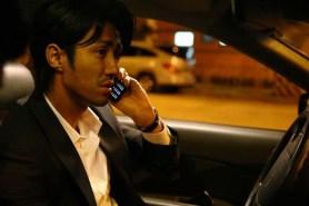 Cha Seung-won dans Secret (2009)