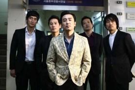 Ryu Seung-ryong dans Secret (2009)