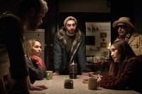Maggie Q, Sylvester McCoy, Sam Troughton et Kristen Bush dans Slumber (2017)