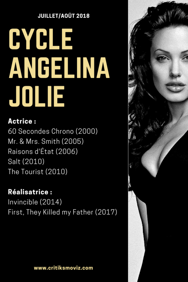 Cycle Angelina Jolie