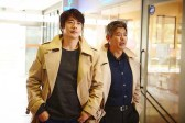 Kwon Sang-woo et Sung Dong-il dans The Accidental Detective (2015)