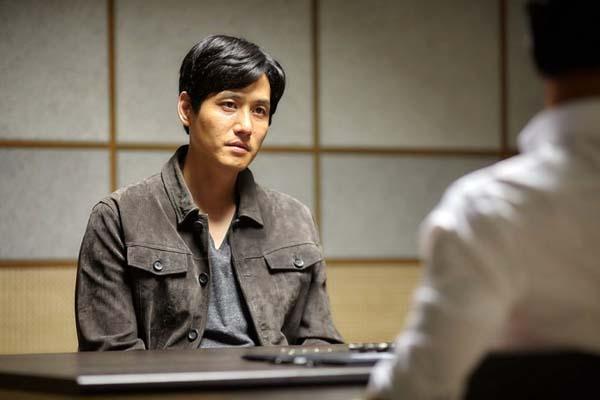 Park Hae-Joon dans The Accidental Detective (2015)