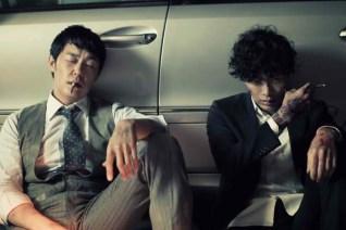 Park Sung-woong et Lee Min-ki dans For the Emperor (2014)