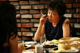 Kim Hae-sook dans Open City (2008)