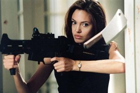 Angelina Jolie dans Mr. & Mrs. Smith