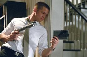 Brad Pitt dans Mr. & Mrs. Smith