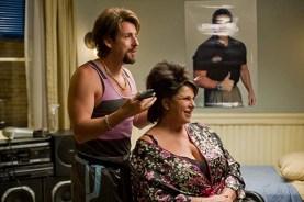 Adam Sandler et Lainie Kazan dans You Don't Mess with the Zohan (2008)