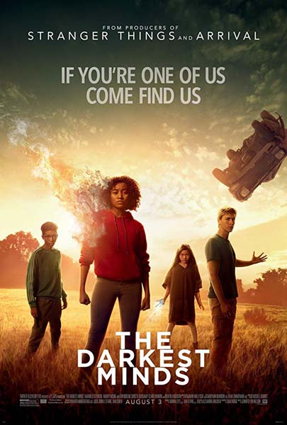 Darkest Minds Rébellion (2018)