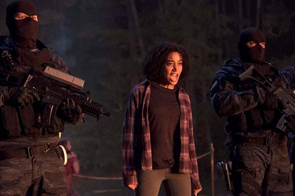 Amandla Stenberg dans The Darkest Minds (2018)