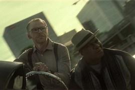 Simon Pegg et Ving Rhames dans Mission: Impossible – Fallout (2018)