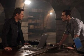 Tom Cruise et Henry Cavill dans Mission: Impossible – Fallout (2018)