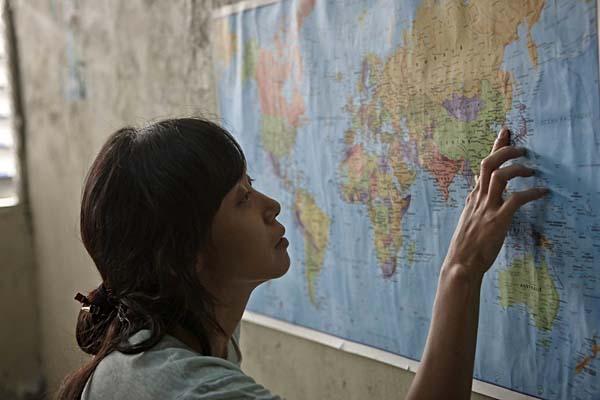 Jeon Do-yeon dans Way Back Home (2013)