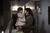 Kang Ji-woo et Go Soo dans Way Back Home (2013)
