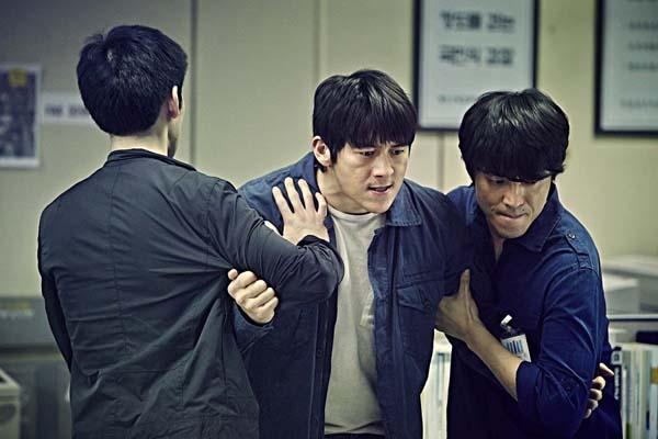 Go Soo dans Way Back Home (2013)