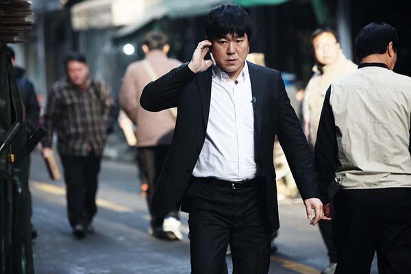 Yoon Je-moon dans Commitment (2013)