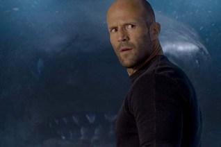 Jason Statham dans The Meg (2018)