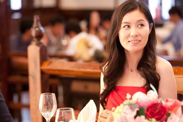 Moon So-ri dans The Spy: Undercover Operation (2013)