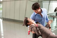Daniel Henney et Moon So-ri dans The Spy: Undercover Operation (2013)