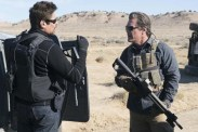 Josh Brolin et Benicio Del Toro dans Sicario: Day of the Soldado (2018)