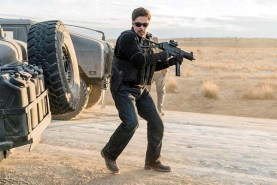 Benicio Del Toro dans Sicario: Day of the Soldado (2018)