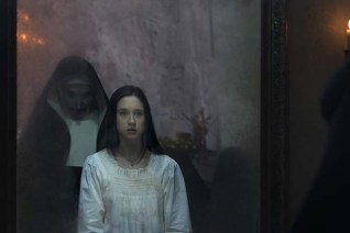 Taissa Farmiga dans The Nun (2018)