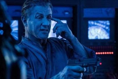Sylvester Stallone dans Escape Plan 2: Hades (2018)