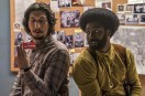 Adam Driver et John David Washington dans BlacKkKlansman (2018)