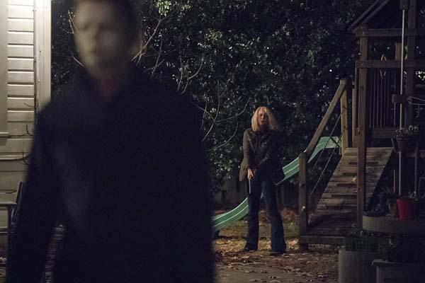 Jamie Lee Curtis dans Halloween (2018)