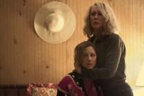 Jamie Lee Curtis et Judy Greer dans Halloween (2018)